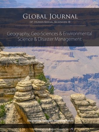 Geography , Geo-Sciences Environmental Science & Disaster Management