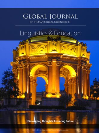 Linguistics & Education